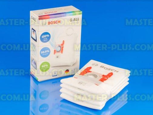 Комплект одноразовых мешков Bosch 17000940 для пылесоса