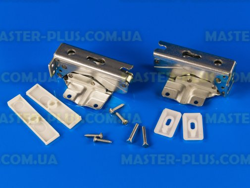 Купить Комплект петель двери холодильника совместимые с Siemens Bosch 481147, Bosch Siemens