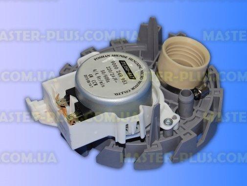 Актуатор (распределитель) воды посудомойки Bosch 644996 для посудомоечной машины