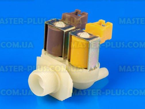 Клапан впускной 2/180 с тонкими выходами совместимый с Bosch 265772 для стиральной машины