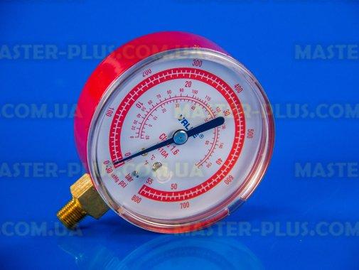 Манометр высокого давления 0-800PSI для R410a VALUE AH для ремонта и обслуживания бытовой техники