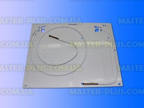 Пластина випарника 450 * 370 мм (2 трубки 0,5 + 1,5) для холодильника