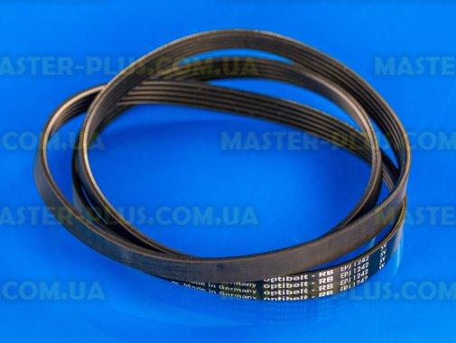 Ремень 1242 J5 EL «Optibelt» черный для стиральной машины