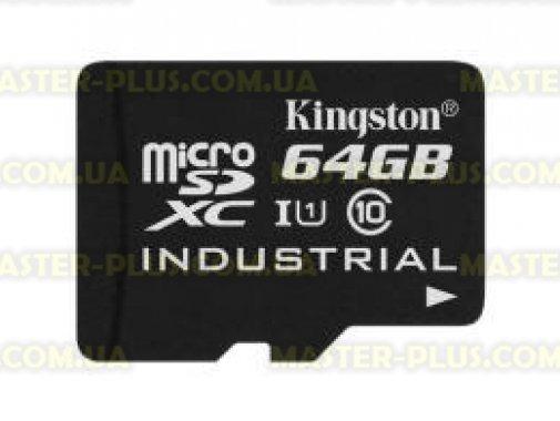 Купить Карта памяти Kingston 64GB microSD class 10 USH-I (SDCIT/64GBSP)