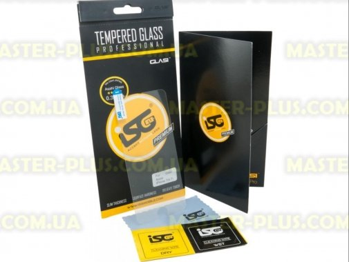 Купить Стекло защитное iSG Tempered Glass Pro для Apple iPhone 7 Plus (SPG4280)