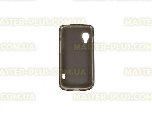 Чехол для моб. телефона Drobak для LG Optimus L5 II E450 /Elastic PU/ Black (211539)