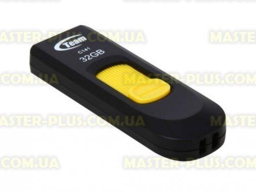Купить USB флеш накопитель Team 32GB Team C141 Yellow USB 2.0 (TC14132GY01)