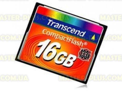 Купить Карта памяти Transcend 16Gb Compact Flash 133x (TS16GCF133)