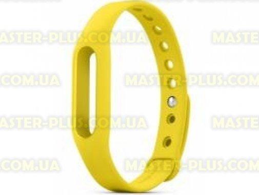 Купить Ремешок для фитнес браслета Xiaomi Mi Band Yellow (1144600002)