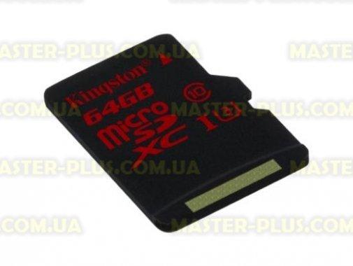 Купить Карта памяти Kingston 64GB microSD class 10 UHS| U3 (microSDHC no adapter)