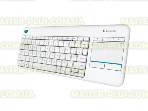 Купить Клавиатура Logitech K400 Plus white (920-007148)