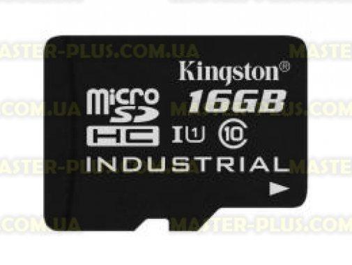 Купить Карта памяти Kingston 16GB microSD class 10 USH-I (SDCIT/16GBSP)