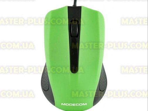 Купить Мышка Modecom MC-M9 BLACK-GREEN (M-MC-00M9-180)