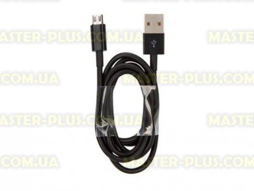 Дата кабель JUST Simple Lighting USB Cable Black 1M (LGTNG-SMP10-BLCK)  - купить со скидкой