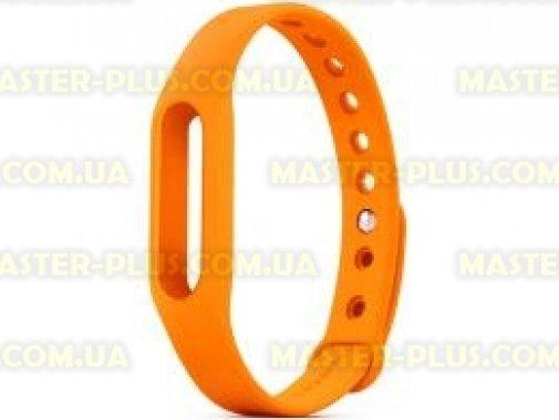 Купить Ремешок для фитнес браслета Xiaomi Mi Band Orange (1144600002)