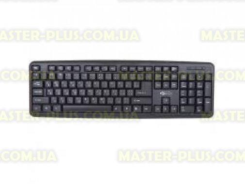 Купить Клавиатура GEMIX KB-160 black, USB