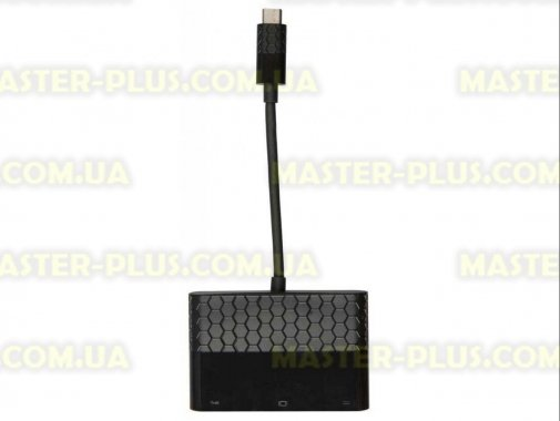 Купить Переходник Type-C to VGA/USB 3.0/Type-C Kit (CVGAUSBADP)