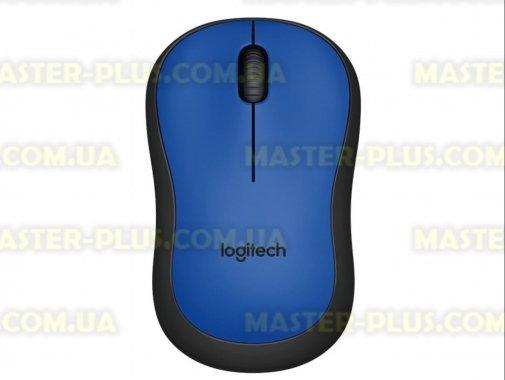 Купить Мышка Logitech M220 Silent Blue (910-004879)