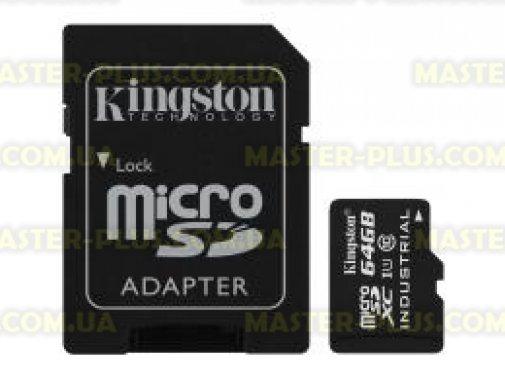 Купить Карта памяти Kingston 64GB microSD class 10 USH-I (SDCIT/64GB)