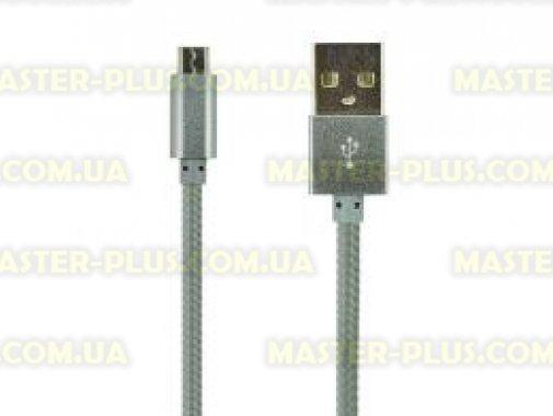 Купить Дата кабель LDNIO LS08 MicroUSB Grey 1m (48257)