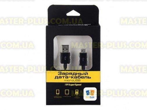 Дата кабель Drobak USB 2.0 AM – Micro USB Тип B 1.0м (215338)