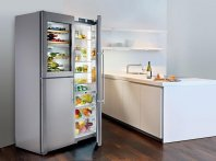 Удобные функции новых холодильников
