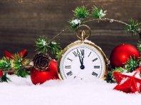 График работы магазина в период новогодних праздников!