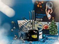 Поздравление с Новым 2019 годом от компании «Мастер Плюс»!