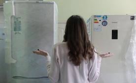 """Что лучше: капельный холодильник или """"no frost""""?"""