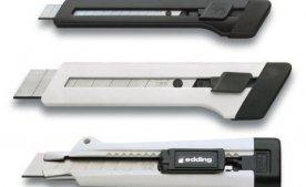 Нож строительный – виды и сфера применения.