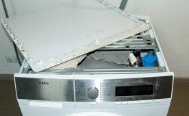 Как правильно выполнить замену крестовины стиральной машины
