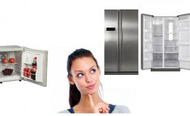 Советы по выбору правильного холодильника.