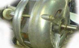 Двигатели в стиральных машинах