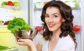 Чистота в холодильнике. Полезные советы.