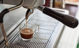 Як і чим видалити накип у кавомашині?