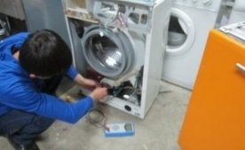 Как заменить насос в стиральной машинке?