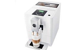 Розташування шильдика на кавоварці
