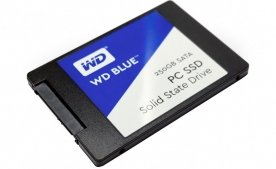 Огляд SSD-накопичувача Western Digital Blue