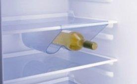 Полки холодильника – металл, стекло или пластик?