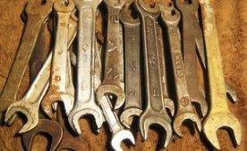Рожковые ключи