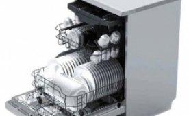 Способы сушки посуды в посудомоечных машинах