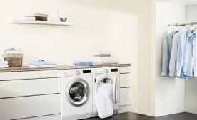 Как открыть стиральную машину после стирки?