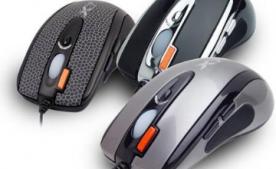Різновиди комп'ютерних мишей і принцип їх роботи.