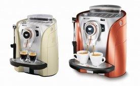 Налаштування кавоварки Saeco.