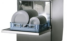 Немного о посудомоечных машинах.