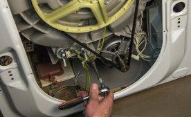 Как проверить двигатель стиральной машины?