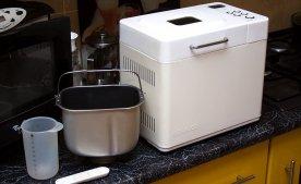 Как правильно выбрать хлебопечку для домашнего использования?