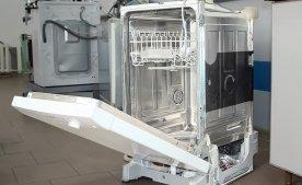 Проблемы в работе посудомоечной машины