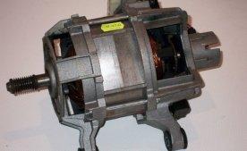 Несправності провідних моторів пральних машинок