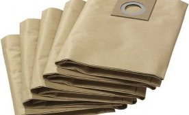 Бумажные пылесборники